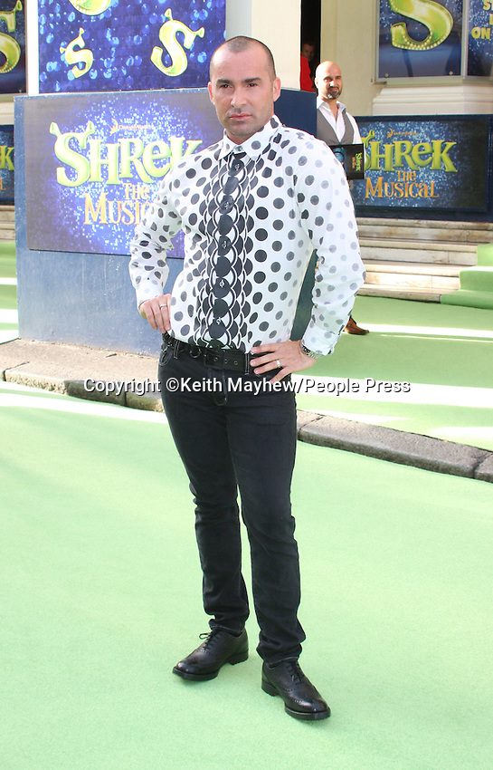 London - Shrek the Musical - Press Night at the Theatre Royal, Drury Lane, London June 14th 2011..Photo by Keith Mayhew
