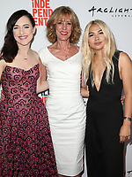 "15 June 2017 - Culver City, California - Lena Hall, Christine Lahti, Hayley Kiyoko. 2017 Los Angeles Film Festival - Premiere Of ""Becks"" held at ArcLight Culver City. Photo Credit: F. Sadou/AdMedia"