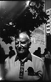 "Warsaw 9-10.2011 Poland. Portraits of the Insurgents. Jakub Nowakowski pseudonym ""Tomek"" unit ""Zoska"". photo Maciej Jeziorek/Napo Images..Warszawa 9-10.2011 Polska.Portrety Powstancow Warszawskich. nz. Jakub Nowakowski ""Tomek"" batalion  ""Zoska"". fot. Maciej Jeziorek/Napo Images."