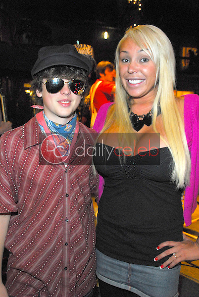 Nicholas Rex Brayley and Mary Carey<br />
