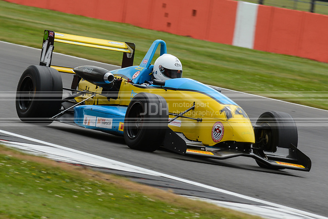 Robert Smith - MGS Motorsport Dallara F395