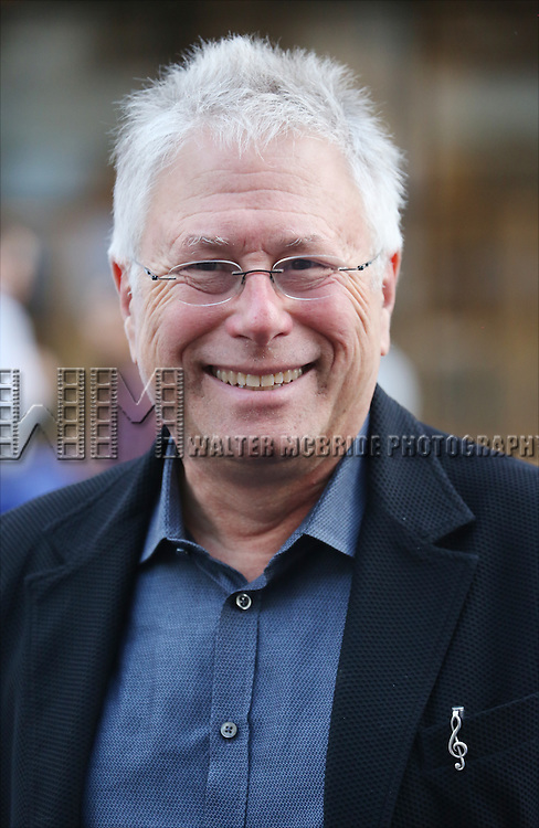 Alan Menken attends the 'Danny Elfman's Music From The Films Of Tim Burton' - 2015 Lincoln Center Festival Opening Night at Josie Robertson Plaza at Lincoln Center on July 6, 2015 in New York City.