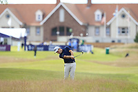 Nino Bertasio (ITA) on the 10th during Round 3 of the Aberdeen Standard Investments Scottish Open 2019 at The Renaissance Club, North Berwick, Scotland on Saturday 13th July 2019.<br /> Picture:  Thos Caffrey / Golffile<br /> <br /> All photos usage must carry mandatory copyright credit (© Golffile | Thos Caffrey)