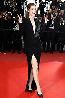 "Barbara Palvin at the ""Burning"" premiere during the 71st Cannes Film Festival at the Palais des Festivals on May 16, 2018 in Cannes, France. Credit: John Rasimus / Media Punch ***FRANCE, SWEDEN, NORWAY, DENARK, FINLAND, USA, CZECH REPUBLIC, SOUTH AMERICA ONLY***"