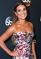 www.acepixs.com<br /> <br /> May 16 2017, New York City<br /> <br /> Lea Michele arriving at the 2017 ABC Upfront on May 16, 2017 in New York City. <br /> <br /> By Line: Nancy Rivera/ACE Pictures<br /> <br /> <br /> ACE Pictures Inc<br /> Tel: 6467670430<br /> Email: info@acepixs.com<br /> www.acepixs.com