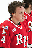 Tommy Grant (RPI - 4) - The Harvard University Crimson defeated the visiting Rensselaer Polytechnic Institute Engineers 5-2 in game 1 of their ECAC quarterfinal series on Friday, March 11, 2016, at Bright-Landry Hockey Center in Boston, Massachusetts.