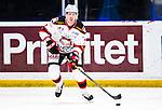 Stockholm 2014-10-14 Ishockey Hockeyallsvenskan AIK - Malm&ouml; Redhawks :  <br /> Malm&ouml; Redhawks Tobias Ericsson i aktion <br /> (Foto: Kenta J&ouml;nsson) Nyckelord:  AIK Gnaget Hockeyallsvenskan Allsvenskan Hovet Johanneshov Isstadion Malm&ouml; Redhawks portr&auml;tt portrait