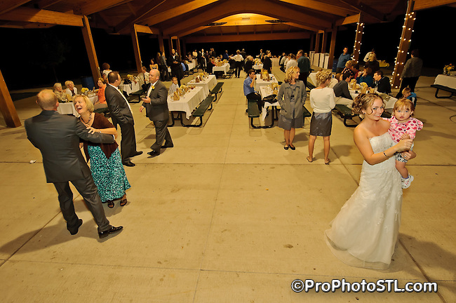 C&M wedding - reception