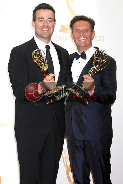 Carson Daly, Mark Burnett<br />