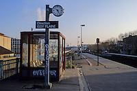 1989-1994; Issy Les Moulineaux; La Ferme