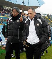 17-10-2010 Brescia italia sport calcio<br /> Brescia-Udinese Calcio Serie A<br /> nella foto Francesco Guidolin<br /> foto Prater/Insidefoto