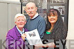 Mitchels Boherbee Regeneration Project Historical and Heritage Photographic Exhibition will be on in St. Brigids Centre, Hawley Park, Tralee on May 3rd from 12.30pm until 4.30pm. Theyre welcoming everyone that wants to come along within that time..Angela Walsh, Tommy OConnor and Caroline Toal