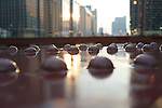 Chicago under the rain during the summer 2014<br /> Rafa Marrod&aacute;n by photocall3000