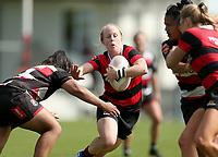 191020 Farah Palmer Cup Premiership Women's Rugby Semifinal - Cantebury v Counties Manukau