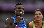 Dawn HARPER NELSON (USA) in the womens 100m hurdles semi-finals. IAAF world athletics championships. London Olympic stadium. Queen Elizabeth Olympic park. Stratford. London. UK. 11/08/2017. ~ MANDATORY CREDIT Garry Bowden/SIPPA - NO UNAUTHORISED USE - +44 7837 394578