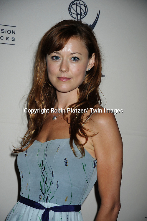 Taylor Stanley attending  The TV Academy's Programming Peer Group cocktail Reception in honor of the 2010 nominees on June 24, 2010 at the SLS Hotel in Beverly Hills in California . .Robin Platzer/ Twin Images