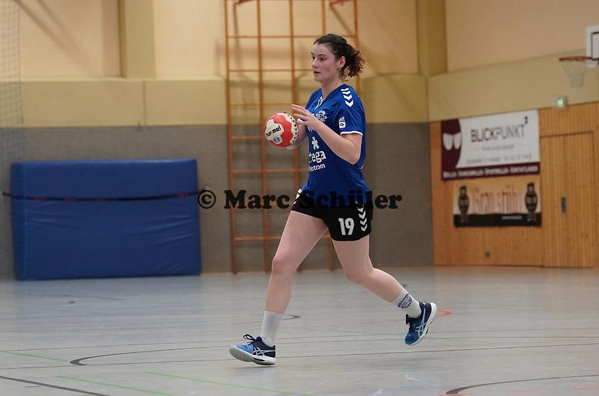 Megan Grote (Walldorf) - Mörfelden-Walldorf 09.02.2020: TGS Walldorf vs. TGB Darmstadt, Sporthalle