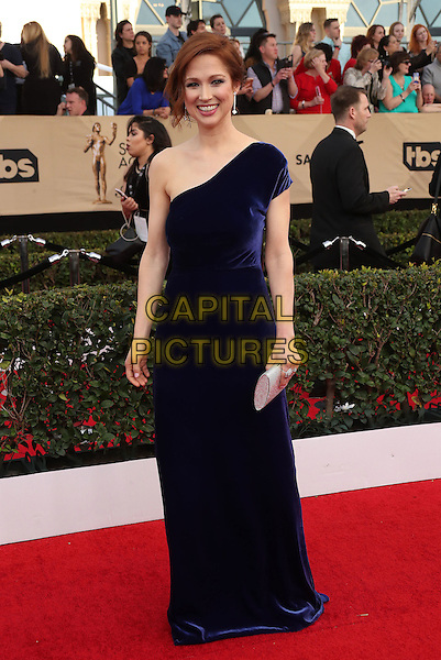 29 January 2017 - Los Angeles, California - Missi Pyle, Ellie Kemper. 23rd Annual Screen Actors Guild Awards held at The Shrine Expo Hall. <br /> CAP/ADM/FS<br /> &copy;FS/ADM/Capital Pictures