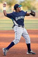 Jose Martinez - AZL Mariners - 2010 Arizona League.  Photo by:  Bill Mitchell/Four Seam Images..