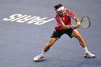 David FERRER - 04.11.2012 - Finale Masters 1000 de Paris Bercy 2012 - .Photo: Amandine Noel / Icon Sport
