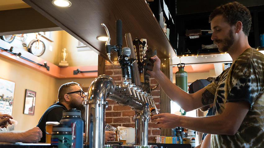 Blackrocks Brewery, Marquette, Michigan