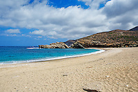 Vori located at the most wild side of Andros, Greece