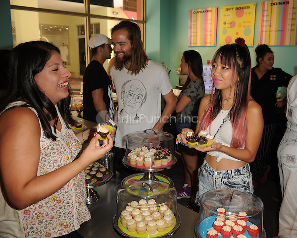 MIAMI, FL - JUNE 11: JinJoo Lee attends Radio Station Y-100's cup cake and toothbrush party at LA Sweets on June 11, 2016 in Miami, Florida. Credit: mpi04/MediaPunch