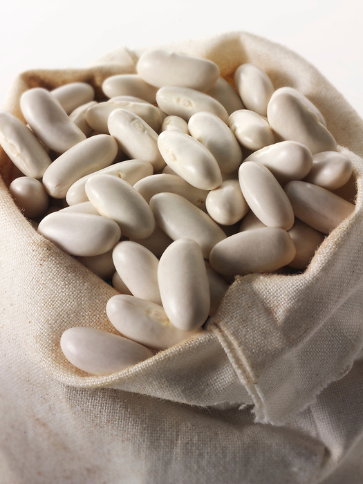 Whole uncooked Argentin Beans