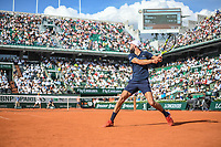 Benoit Paire (France) during Day 4 for the French Open 2018 on May 30, 2018 in Paris, France. (Photo by Anthony Dibon/Icon Sport)