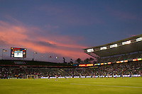 CARSON, CA – June 18, 2011: During the match between Chivas USA and FC Dallas at the Home Depot Center in Carson, California. Final score Chivas USA 1, FC Dallas 2.