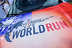Set up and Branding - Wings for Life World Run Taiwan 2018