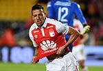 Independiente Santa Fe 4-0 a Alianza Petrolera. Fecha 4 Liga Águila II-2018.
