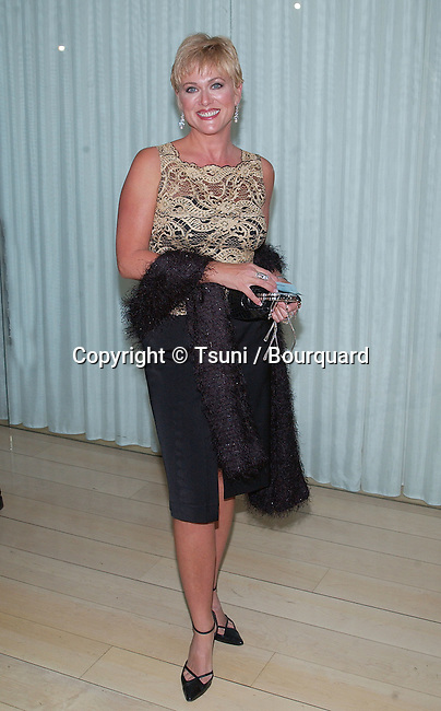 Tonya Walker arriving at the engagement party for Liza Minelli and David Gest at the SkyBar, Mondrian Hotel in Los Angeles. February 21, 2002.