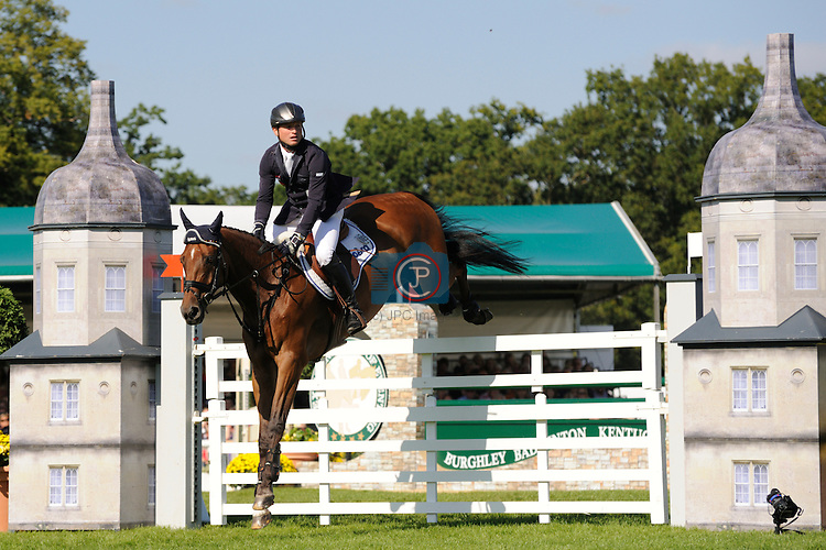 The 2015 Land Rover Burghley Horse Trials Sept 6th Jpc