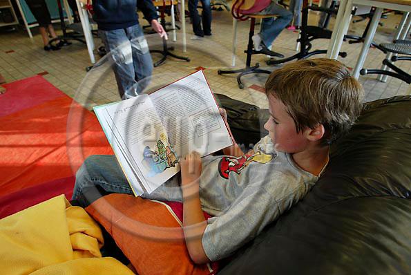 WATERLOO - BELGIUM - 11 SEPTEMBER 2006 -- Scandinavian School of Brussels -- PHOTO: ERIK LUNTANG / EUP-IMAGES