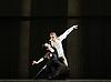 Anna Karenina<br /> chorography by Alexei Ratmansky <br /> The Mariinsky Ballet <br /> at The Royal Opera House, London, Great Britain <br /> rehearsal of Act 1<br /> 9th August 2011 <br /> <br /> Islom Baimuradov (as Alexei Karenin)<br /> Diana Vishneva (as Anna Karenina)<br /> <br /> <br /> Photograph by Elliott Franks