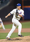 Daisuke Matsuzaka (Mets),<br /> APRIL 26, 2014 - MLB :<br /> Pitcher Daisuke Matsuzaka of the New York Mets in action during the Major League Baseball game against the Miami Marlins at Citi Field in Flushing, New York, United States. (Photo by AFLO)