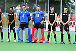 Mens Black Sticks v Canada Saxton Hockey turf , Richmond, Nelson, New Zealand. Tuesday  9th December 2014. Photo: Evan Barnes/www.shuttersport.co.nz