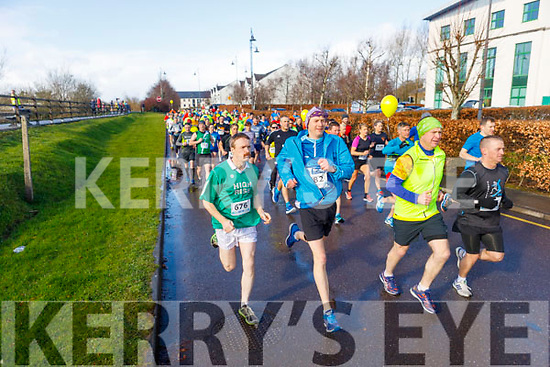 Start of the Tralee10k/5k road race on Sunday
