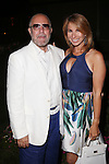 "RHONY's Bobby and Jill Zarin Attend VH1 SAVE THE MUSIC FOUNDATION ""HAMPTONS LIVE"" WITH Jason Derulo, DJs Hannah Bronfman and Brendan Fallis HELD AT A PRIVATE RESIDENCE IN THE HAMPTONS -- SPONSORED BY Avnet, Bai Antiwater, Château D'esclans, Diageo, Jack & Rose Florist, Jay W. Eisenhofer, JetBlue Airways, Hamptons Magazine, Oysters XO, Peroni and VH1"