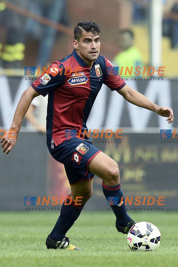 Tomas Rincon Genoa <br /> Genova 21-09-2014 Stadio Luigi Ferraris - Football Calcio Serie A Genoa - Lazio. Image Sport / Foto Insidefoto