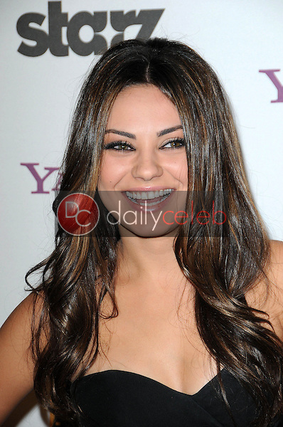 Mila Kunis<br />