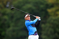 Witchayanon Chothirunrungrueng of Team Thailand on the 8th tee during Round 3 of the WATC 2018 - Eisenhower Trophy at Carton House, Maynooth, Co. Kildare on Friday 7th September 2018.<br /> Picture:  Thos Caffrey / www.golffile.ie<br /> <br /> All photo usage must carry mandatory copyright credit (&copy; Golffile | Thos Caffrey)