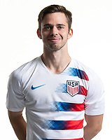 Rome, GA - Friday, June 21, 2019:  Para 7 USMNT headshot of Cameron DeLillo.