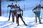 11/12/2016, Pokljuka - IBU Biathlon World Cup.<br />