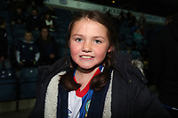 Fans at the start of todays match<br /> <br /> Photographer Rachel Holborn/CameraSport<br /> <br /> EFL Checkatrade Trophy - Northern Section Group C - Blackburn Rovers v Bury - Tuesday 3rd October 2017 - Ewood Park - Blackburn<br />  <br /> World Copyright &copy; 2018 CameraSport. All rights reserved. 43 Linden Ave. Countesthorpe. Leicester. England. LE8 5PG - Tel: +44 (0) 116 277 4147 - admin@camerasport.com - www.camerasport.com