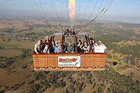 12 September - Hot Air Balloon Gold Coast and Brisbane
