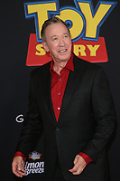 "11 June 2019 - Hollywood, California - Tim Allen. Premiere Of Disney And Pixar's ""Toy Story 4""  held at El Capitan theatre. Photo Credit: Faye Sadou/AdMedia"