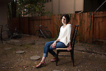 Mirjam Harrison of Davis, Calif., is surprised to find herself married and wanting to have a child at age 23. This is very different from her friends, or from her own expectations. She and her husband are waiting until they are more financially stable to have a child. Ironically, she works in an infant research lab and is around babies all day.