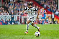 Sun 22 September 2013<br /> <br /> Pictured: Alejandro Pozuelo of Swansea<br /> <br /> Re: Barclays Premier League Crystal Palace FC  v Swansea City FC  at Selhurst Park, London